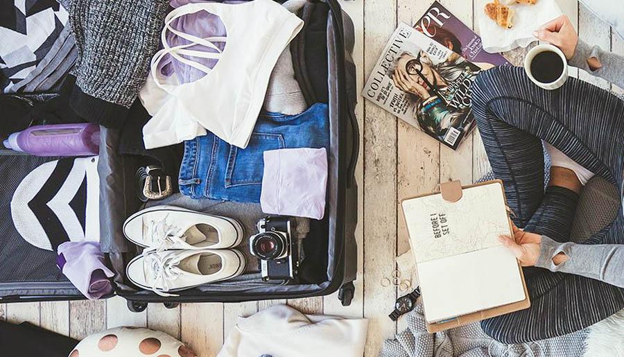 Pick & Plan: วิธีเลือกเสื้อผ้ายังไงให้เข้ากับแพลนเที่ยวในแต่ละวัน