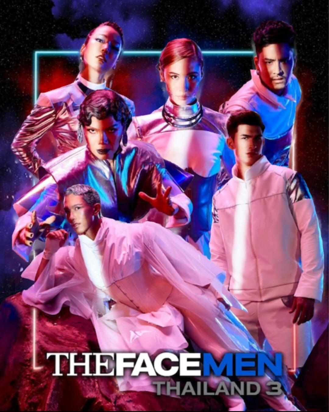 ย้อนส่องแฟชั่นตีมอวกาศใน The Face Men Thailand Season 3 : เรียบง่ายแต่ High Fashion