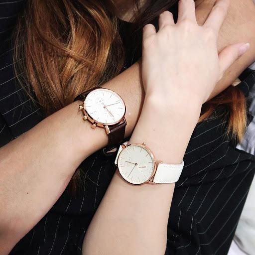นาฬิกาคู่