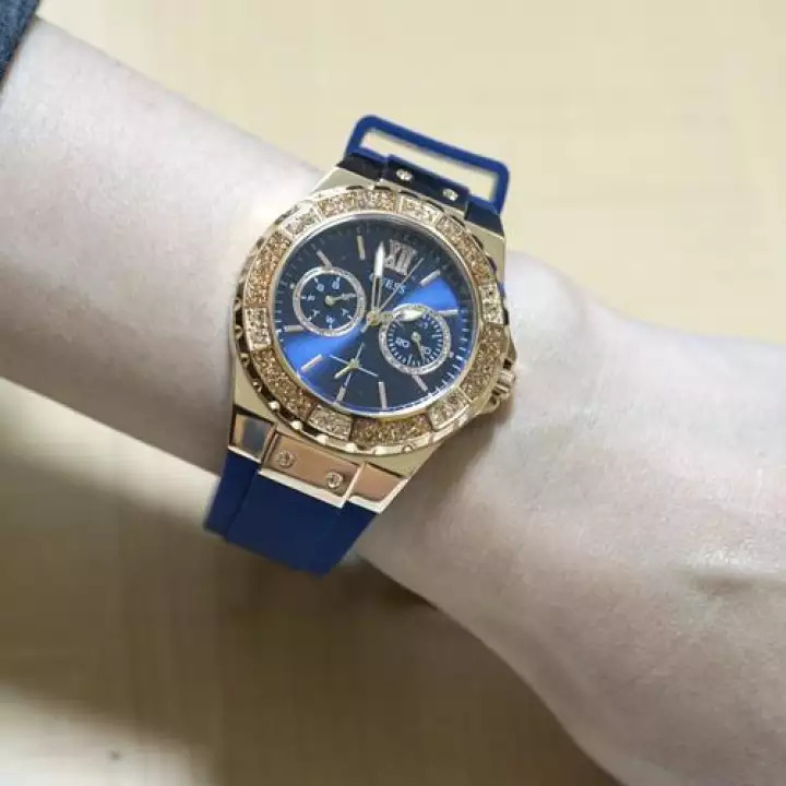 GUESS รุ่น LIMELIGHT W1053L1 BLUE