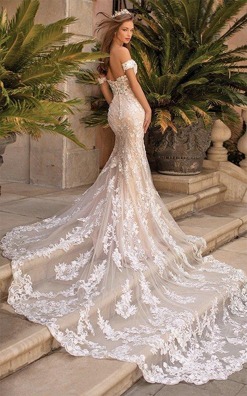 Mermaid wedding dress ชุดแต่งงานทรงนางเงือก