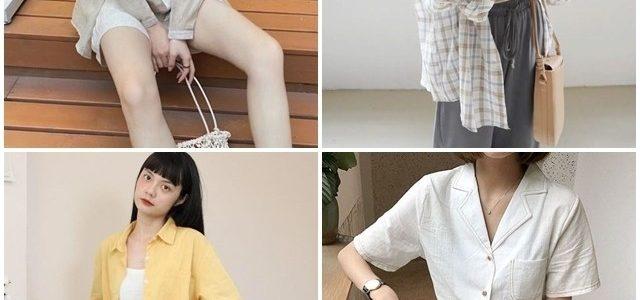 เสื้อเชิ้ต แฟชั่นที่ไม่เคยตกยุคสมัย ทรงเรียบร้อยหรือทรงแนวอ่อนหวาน